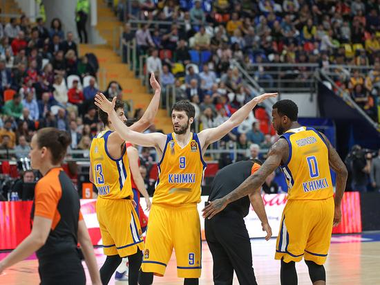 Четвертьфинал баскетбольной Евролиги стартовал со споров