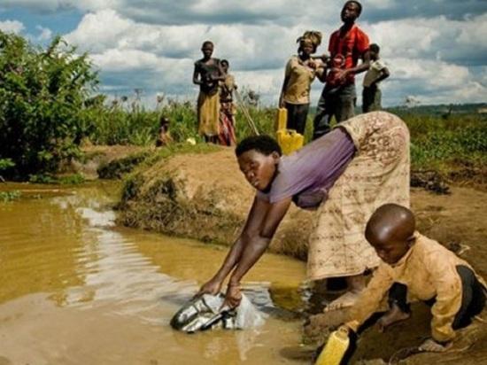 Жители архангельских островов, готовьтесь: воды не будет