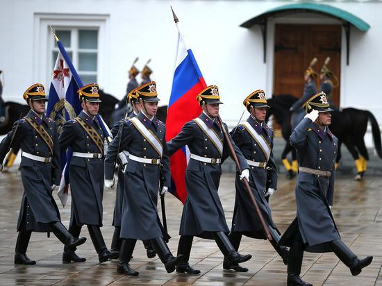 Полтора десятка поморов пополнят состав Президентского полка