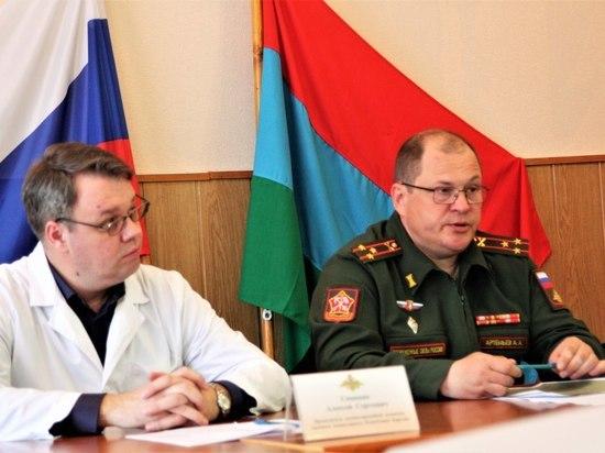 В армию жителей Карелии призывают без«шведского стола»
