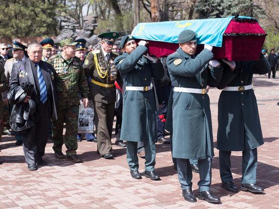 Солдат из Казахстана через 73 года вернулся на родину из Эстонии