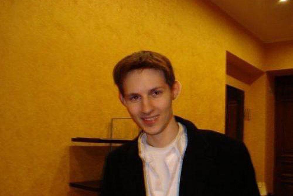 Из «ботаника» в красавца: превращения Павла Дурова, основателя Telegram