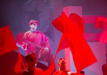 «Маяковский» — так называется музыкальный спектакль режиссера Александра Рыхлова, появившийся в репертуаре «Луны»