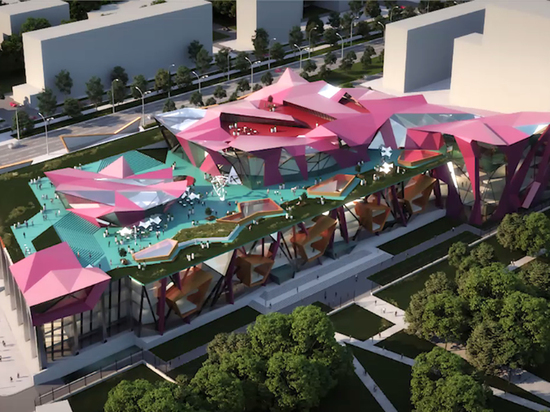Башни, галереи и планетарий: как отреставрируют Московский дворец молодежи