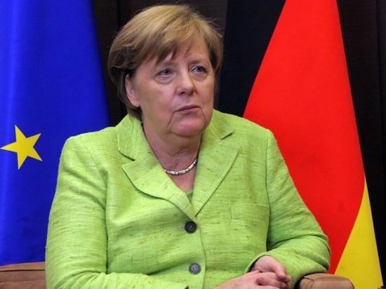 Меркель меркантильно вступилась за Россию перед США