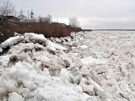 В понедельник вологодский лёд атакует Котлас