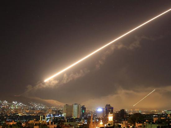 Самолетом в Россию отправили две не разорвавшиеся в Сирии американские ракеты