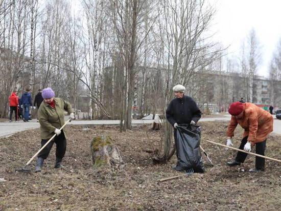 Первый в этом году городской субботник назначен в Архангельске на 29 апреля