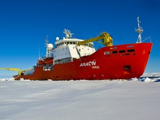 САФУ намерен исследовать Арктику вместе с корейцами