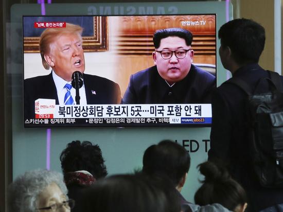 Саммит лидеров США и КНДР может пройти в неожиданном месте