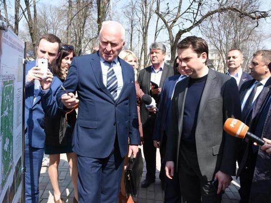 Абсурдная поездка Андрея Чибиса в столицу соловьиного края