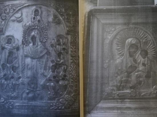 Ценность икон, изъятых у вора из Архангельской области, определят специалисты минкульта
