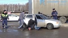 На въезде в Кострому задержали наркоторговцев