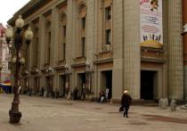 На Новой сцене Вахтанговского театра состоялась пресс-конференция, посвящённая гастролям старейшего израильского национального театра «Габима»