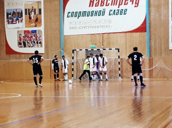 В ОАО «Сургутнефтегаз» проходит спартакиада ветеранов спорта