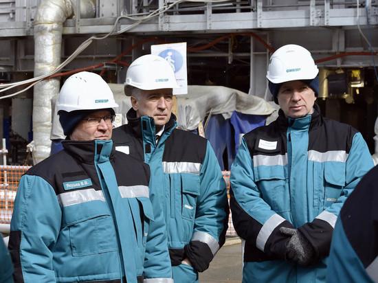 Для строительства ЗапСибНефтехима потребовались сотни тысяч тонн металла