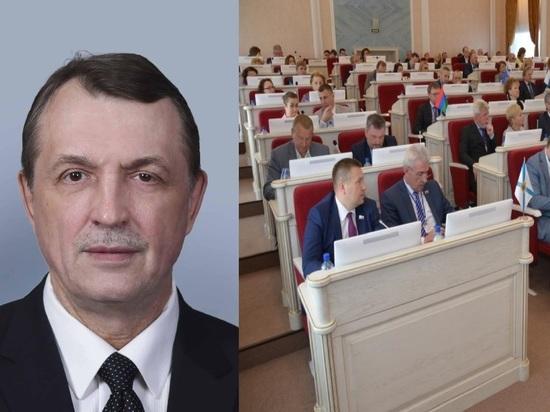 Депутата-содержанца из Архангельского областного Собрания лишат ежемесячной денежной компенсации