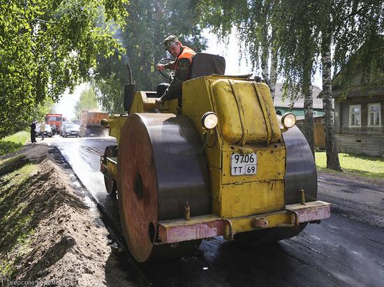 Жители Твери могут оставить мнение относительно ремонта дорог в городе