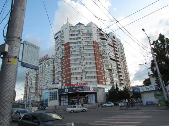Три первых этажа элитного дома в Краснодаре признаны отдельно стоящим зданием!