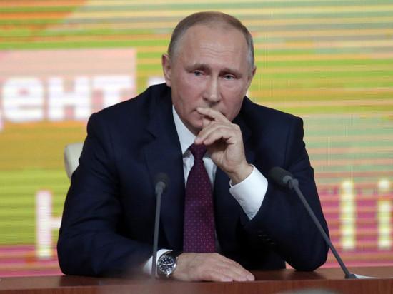 Уровень доверия россиян к Путину снизился сразу после выборов