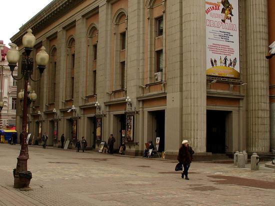 В Москве начинаются гастроли израильского театра «Габима»