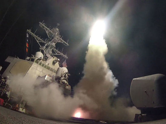 Россия докажет эффективность сирийских ПВО: большая часть ракет коалиции сбита