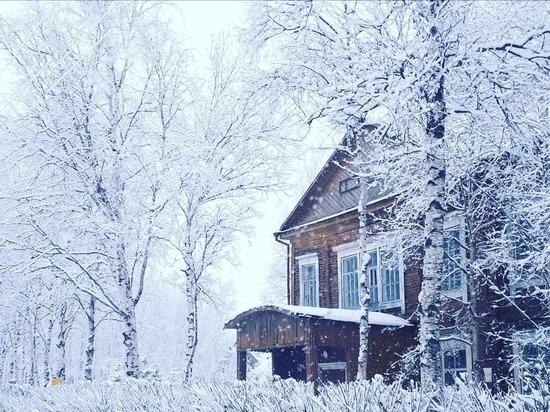 Снежная весна Югры
