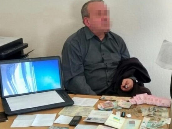 Мужчина передавал российским кураторам секретные материалы