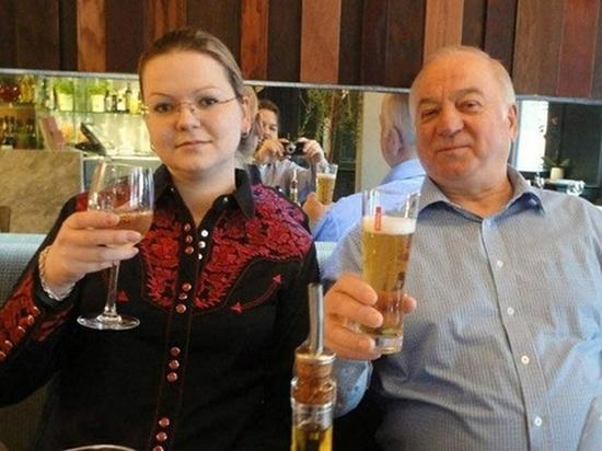 СМИ Британии назвали отравителем Скрипалей шпиона ФСБ