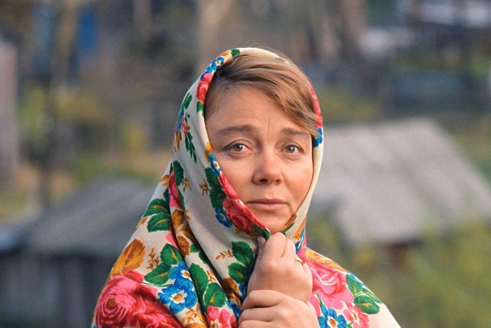 Русская женщина Нина Дорошина: роли в кино, театре, и жизни
