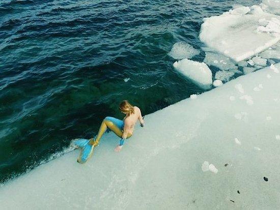 Экстремалка из Владивостока записала на видео опасные приключения