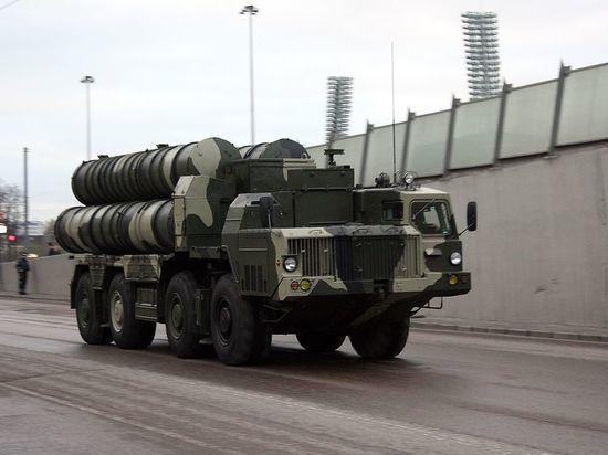 СМИ: Россия бесплатно передаст сирийской армии комплексы С-300