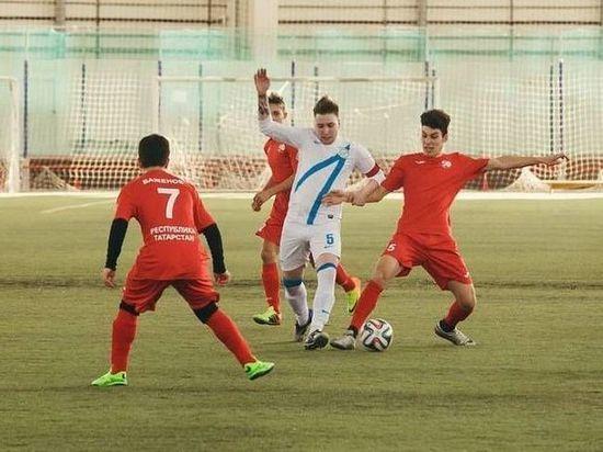 В России стартует Европейский турнир по футболу для людей с ментальными нарушениями
