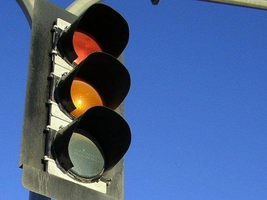 В Тамбове установят новый светофор