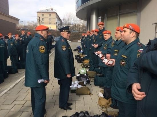 Свердловская область готовится к крупным пожарам