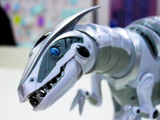 Нашествие роботов в Саранске с 29 апреля!