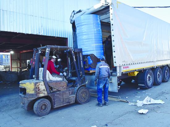 В «Ядрово» приступают к монтажу голландского оборудования