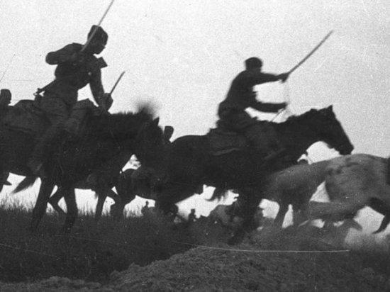 На фронтах Великой Отечественной в составе Красной армии сражались 13 кавалерийских дивизий
