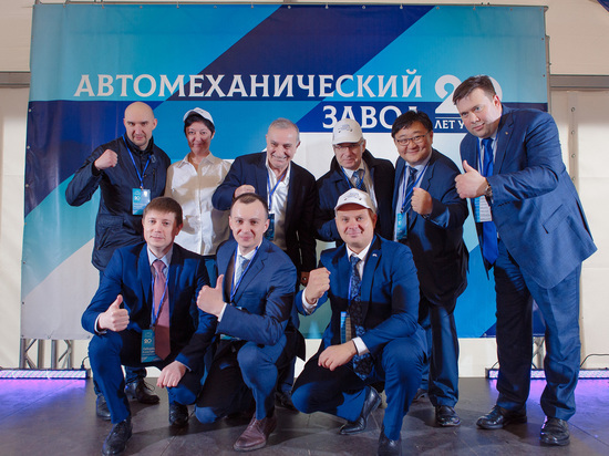 Нижегородскому «Автомеханическому заводу» исполнилось 20 лет