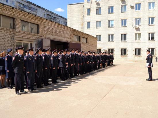 В Тамбове полицейские перешли на летнюю форму одежды
