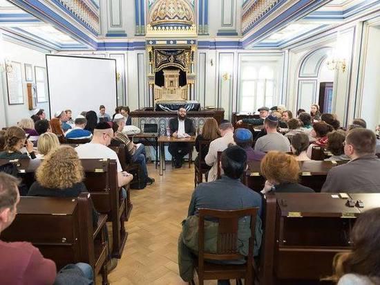 В Большой хоральной синагоге Санкт-Петербурга состоялся «День еврейской книги»