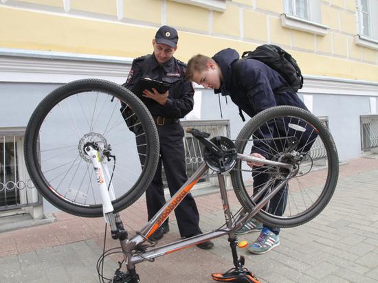 Зарегистрировать личные велосипеды предложили костромичам из-за начавшихся краж