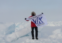 «МК» покорил Северный полюс