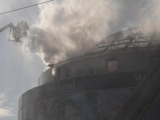 Пожаром в архангельском ТЦ «Фокус» заинтересовался Следком