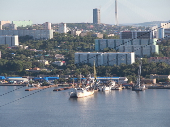 Иностранные круизные суда будут чаще заходить во Владивосток