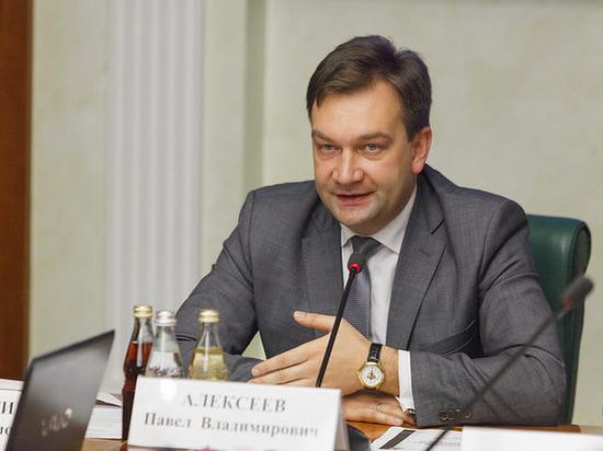 Павел Алексеев покинул пост замгубернатора по собственному желанию