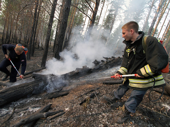 Андрей Бородин и лесные люди Бурятии