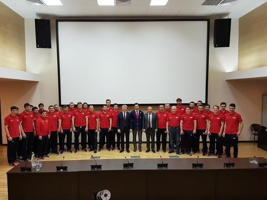 Слезы Юрзинова: почему Дацюку на встрече с министром спорта пришлось извиняться