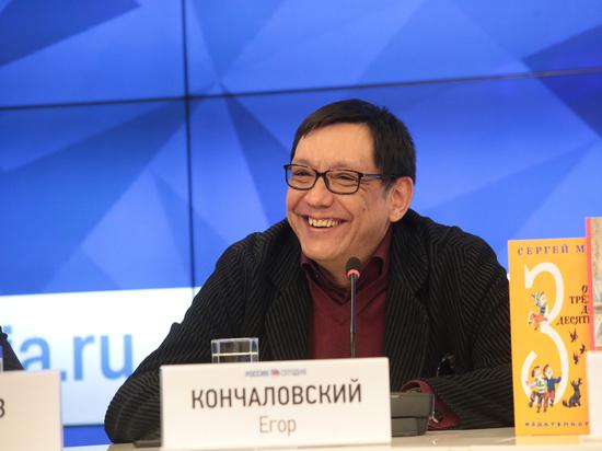 Сняли без разрешения: почему Егор Кончаловский судится с Михаилом Довженко