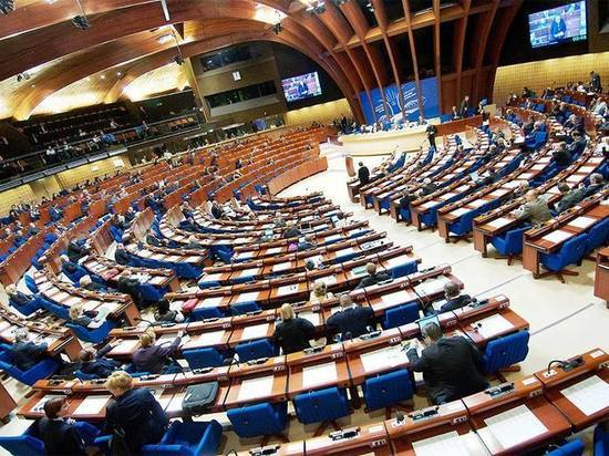 Совет Европы потребовал, что Москва внесла свои взносы
